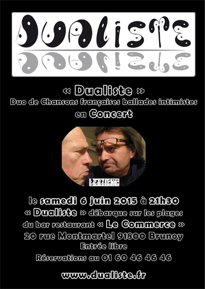 affiche_flyer_concert_Dualiste_bar_Le_Commerce_Brunoy_6_juin_2015.jpg, 133 kB